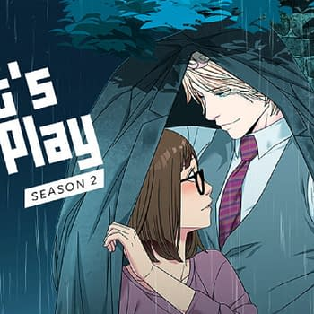 Lets Play: Popular WEBTOON Webcomic Adapted as Anime Short [TRAILER]