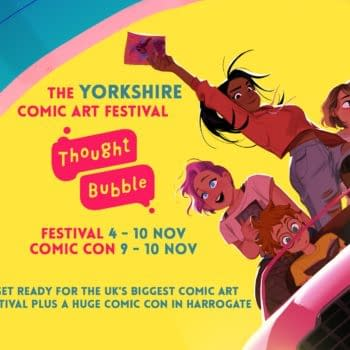 Today is the Day to Buy Your Train Tickets to Thought Bubble