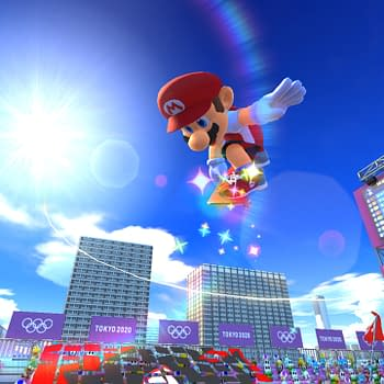 Mario &#038 Sonic At The Olympic Games Tokyo 2020 Gets A Story Mode