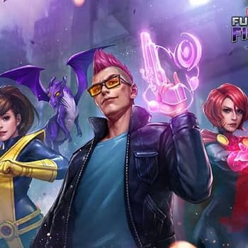 The X-Men Phoenix Five Come To Marvel Future Fight