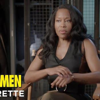 Watchmen: Damon Lindelof Regina King Talk Upcoming HBO Remix Adaptation [VIDEO]