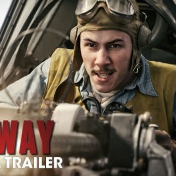 """Full Trailer for Roland Emmerich's """"Midway"""" Plus a Bunch of Character Posters"""