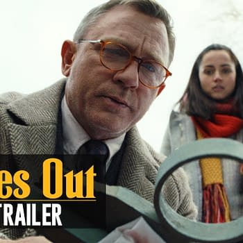 New Trailer and Poster for Rian Johnsons Knives Out