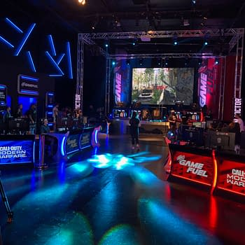 "Recap: MTN DEW AMP GAME FUEL ""Call Of Duty: Modern Warfare"" Celebrity PRO-AM"
