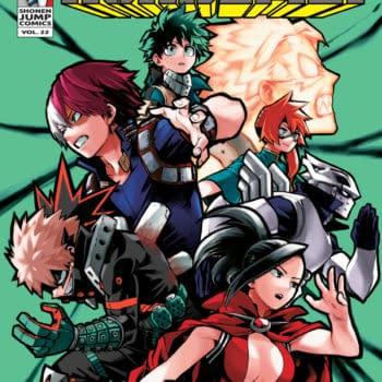 Viz Media Releases December Manga Solicitations