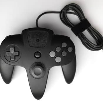 Someone Discovered An N64 Prototype Controller