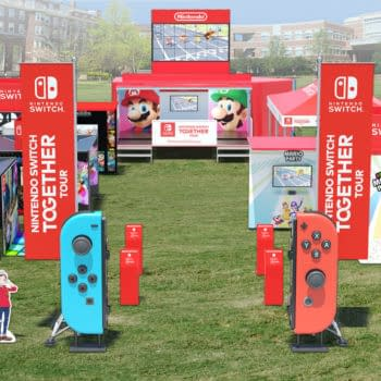 Nintendo Is Doing Another College Tour This Fall