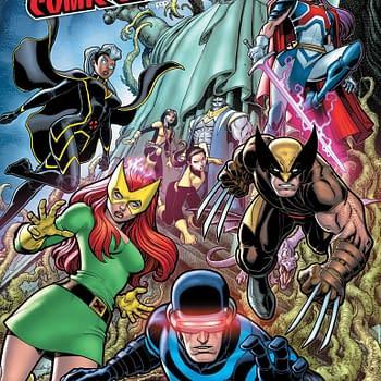 X-Men of Dawn of X Adorn New York Comic Cons 2019 Program Guide