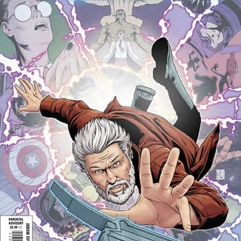 A Little Time Travel In a Marvel Comic What Could Go Wrong Old Man Quill #10 [Preview]