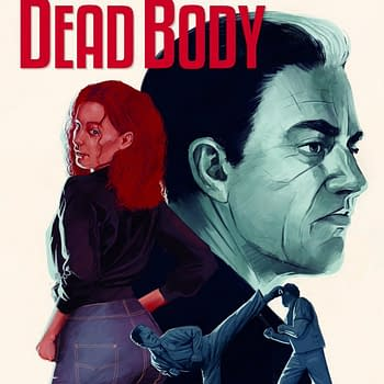 Over My Dead Body &#8211 an Image Comics OGN by Jay Faerber and Simone Guglielmini