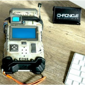 """""""Borderlands 3"""" ECHO-3 Prop Is Here to Assist You from Chronicle"""
