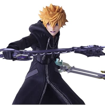 Roxas Has Returned to Save Kingdom Hearts with New Bring Arts Figure
