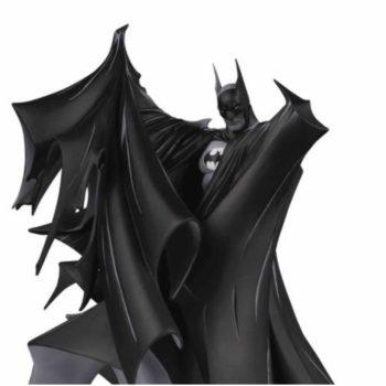 """Batman: Black and White"" Statue Series Hit Their 100th Statue"