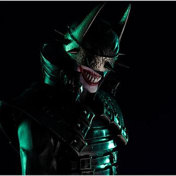 Batman Who Laughs Makes His Villainous Kotobukiya Appearance [PREVIEW]
