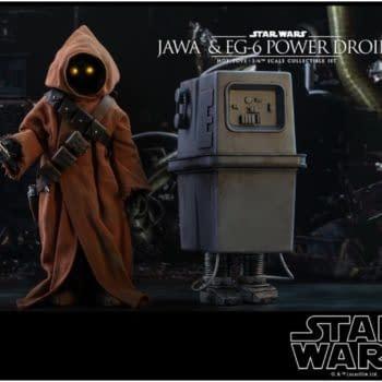 New Jawa and EG-6 Hot Toys Figure is Making Us Scream Utinni