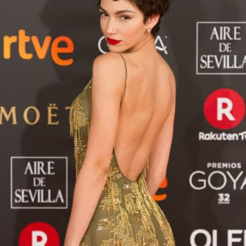 """G.I. Joe: Snake Eyes"": Ursula Corbero Cast as the Baroness"