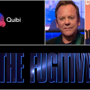 The Fugitive: Kiefer Sutherland Boyd Holbrook Set for Quibi Series