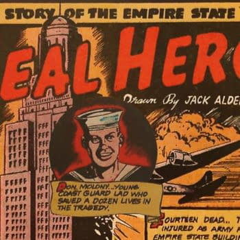 The Kid Who Became A Comic Book Hero in 1946 -- and Hated It