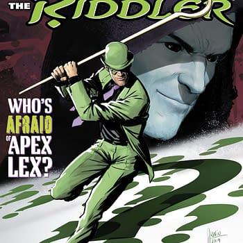 Will the Riddler be Batmans Big Bad in 2020