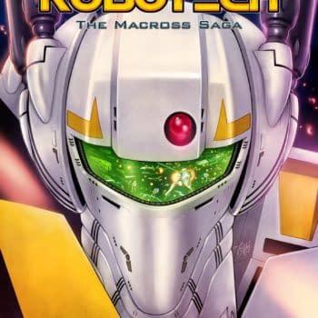 Robotech: The Macross Saga Roleplaying Game