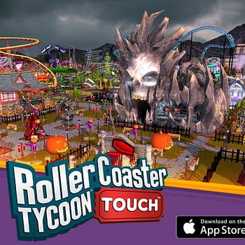 RollerCoaster Tycoon Touch Receives A Fright Fest Update