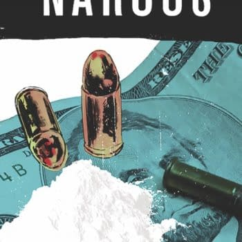 LATE: IDW's Narcos Comic Has All Orders Cancelled – But It Does Still Exist, Apparently