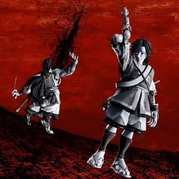Samurai Shodown Shows Off DLC Character Shizumaru Hisame