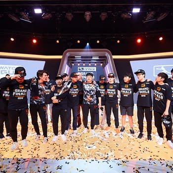 San Francisco Shock Win Overwatch Leagues 2019 Championship