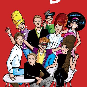 Hip Archie Comics Announces Archie Meets The B-52s One-Shot for February 2020