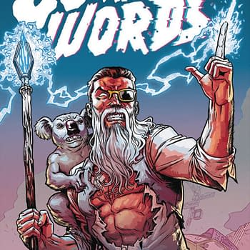 Charles Soule and Ryan Brownes Curse Words Optioned for Secret TV Series