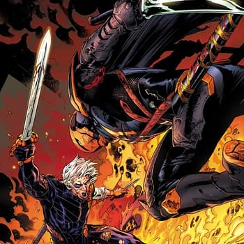 DCs Deathstroke Canceled in December With Deathstroke #50