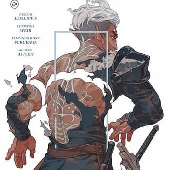 Dark Horse Continues Biowares Dragon Age in New Comic Blue Wraith