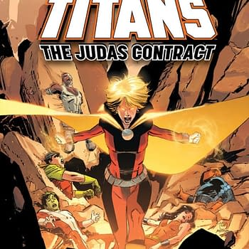 Teen Titans: The Judas Contract Gets the Dark Multiverse What If Treatment