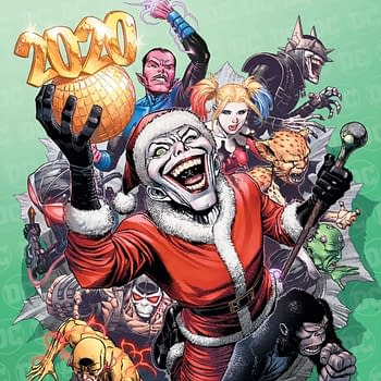 New Years Evil Returns for DC Holiday Special