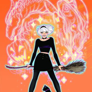 Kelly Thompson Fishes Continue Sabrina the Teenage Witch with Something Wicked in 2020