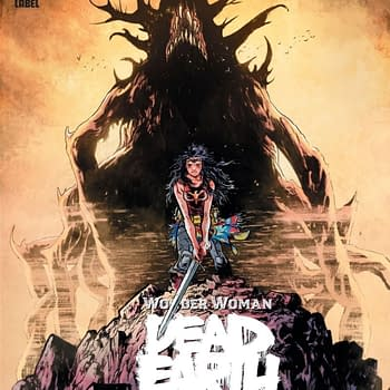 DC Black Label Label Launches Daniel Warren Johnsons Past-Apocalyptic Wonder Woman: Dead Earth in December