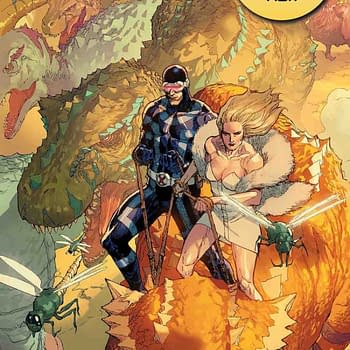 X-Men Head to Savage Land in December&#8230 Are They Going for the New KFC Glazed Donut Chicken Sandwich