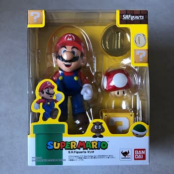 Review: S.H. Figuarts &#038 Bandais Super Mario Figures