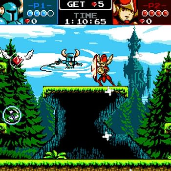"""We Checked Out All Things """"Shovel Knight"""" At PAX West"""