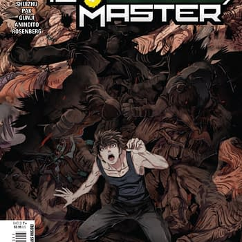 Theres a New Master in Town in Sword Master #3 [Preview]