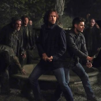 Supernatural Season 15 Premiere Back and to the Future Overview Released [PREVIEW]