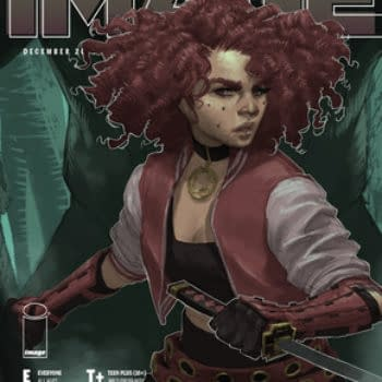 """John Upchurch Returns to Image Comics With """"Lucy Claire - Redemption"""""""