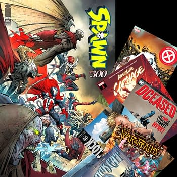 Spawn #300 Second Biggest Seller in 2019 &#8211 Beating Absolute Carnage DCeased and House Of X