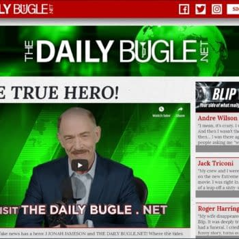 """""""Spider-Man: Far From Home"""": Viral Daily Bugle Site Goes Live"""