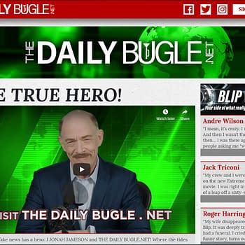 Spider-Man: Far From Home: Viral Daily Bugle Site Goes Live