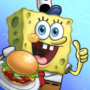 "Nickelodeon Announces ""SpongeBob: Krusty Cook-Off"""