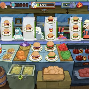 "Nickelodeon Announces ""SpongeBob: Krusty Cook-Off"""