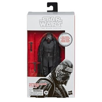 The Rise of Skywalker Black Series Star Wars Figures Announced