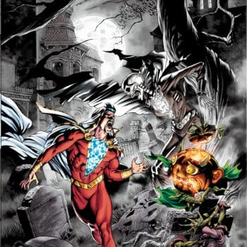 LATE: Shazam! #8 Now Nineteen Weeks Late, Slips to the End of November