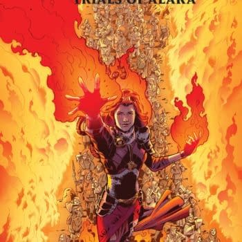 """IDW Cancels """"Magic The Gathering: Chandra: The Trials Of Alara"""" Comic Before Publication"""
